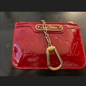 Authentic Louis Vuitton Key Cles Pouch